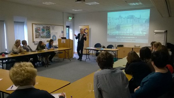 how to become a french teacher in ireland