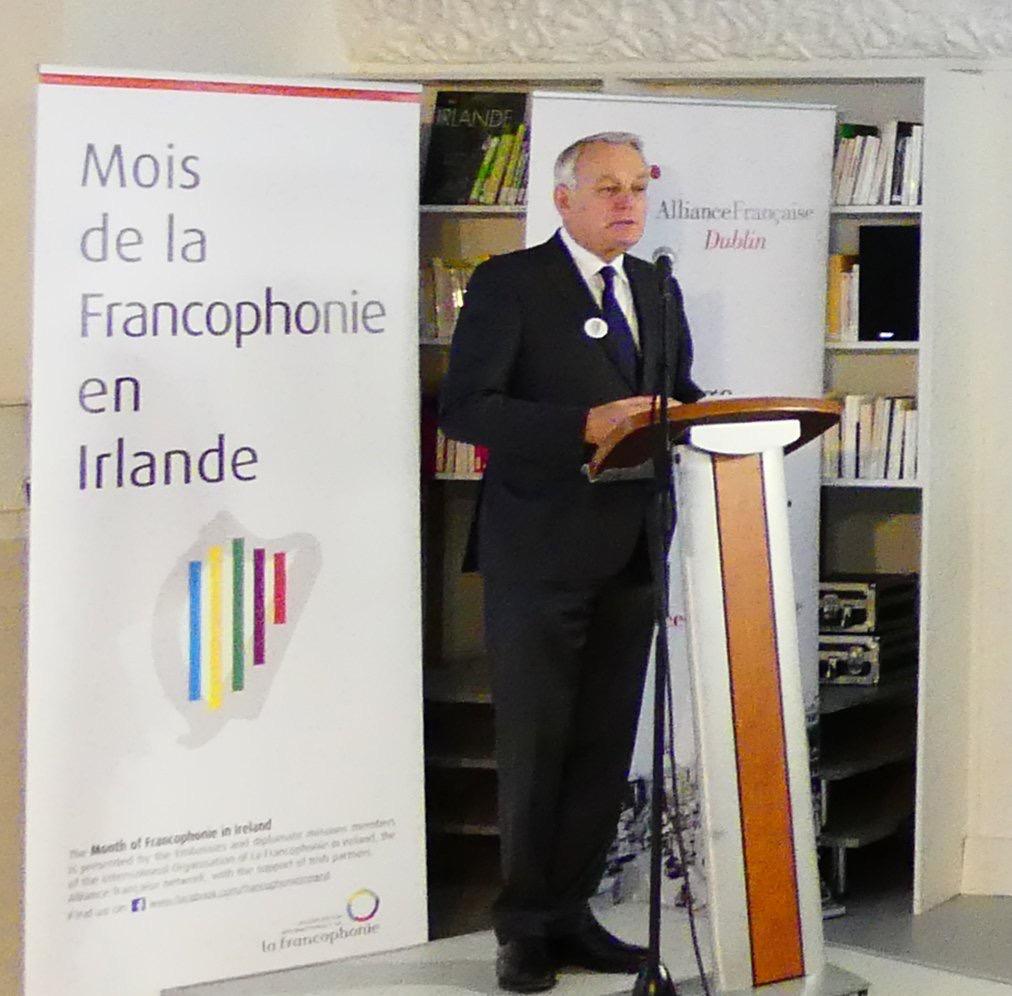 Lancement du mois de la francophonie ambassade de france for Conseiller du commerce exterieur de la france
