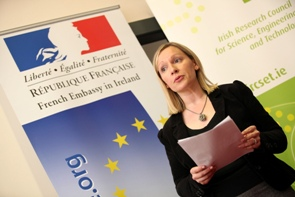 Lucinda Creighton, Irish Minister of State with special responsibility for European Affairs - JPEG