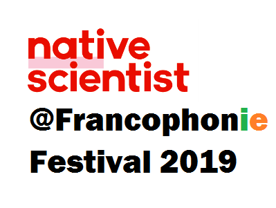 Native Scientist at Francophonie Festival 2019 - PNG